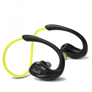 Audífonos Klip Xtreme Athletik Bluetooth Sport Color Amarillo