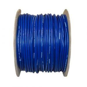 Cable Audiopipe P/ Microfono ST. 500' Azul