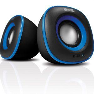 Bocinas Klip Xtreme KES-215A 6w rms usb 3.5mm azul