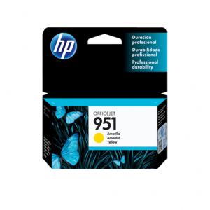 Cartucho HP 951 Amarillo