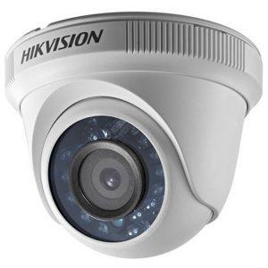 Cámara domo Hikvision 2.8mm hd 720p para interiores