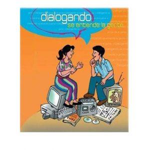 Libro Dialogando se entiende la gente