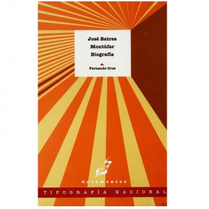 Libro José Batres Montúfar biografía