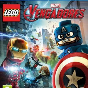 Videojuego Lego marvel avengers PS4