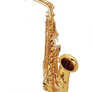 Saxofón Vivaldi Alto Dorado