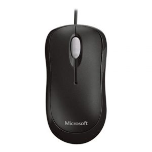 Mouse Alambrico Microsoft 4YH-00005 Color Negro