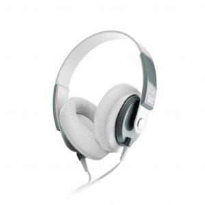 Audífonos Obsession marca Klip Xtreme KHS-550WH Color Blanco
