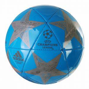 Pelota original Adidas Final Champions League 16 Azul