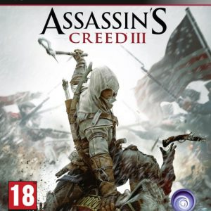 Videojuego Assassins Creed 3 PS3