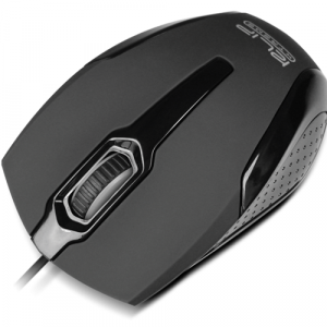 Mouse Alambrico Klip Xtreme KMO-120BK Color Negro