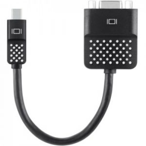 Adaptador Belkin mini displayport a vga
