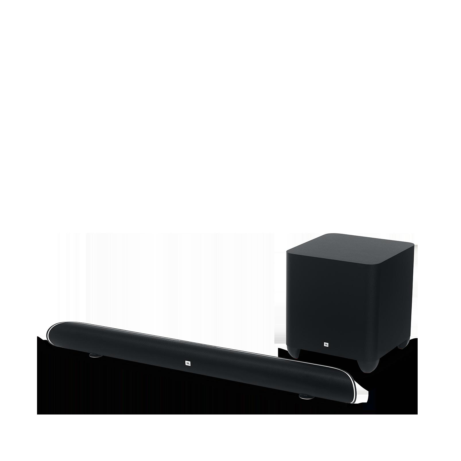 84f86f4949a JBL Cinema SB250 Sistema de barra de sonido para TV