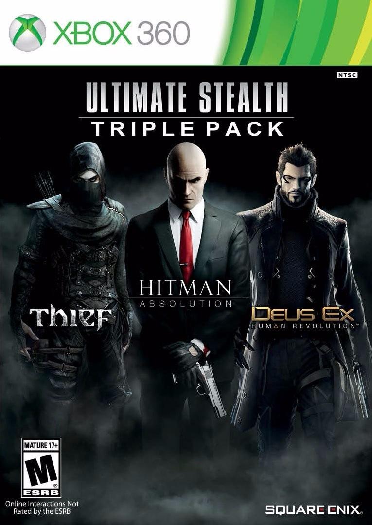 Videojuego Ultimate Stealth 3 Juegos Xbox 360 Kemik