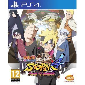 Videojuego Naruto shippuden: UNS4 road to boruto PS4
