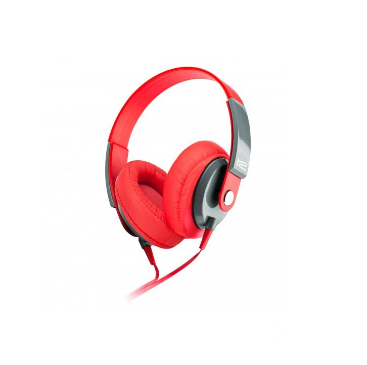 Audífonos Klip Xtreme KHS-550RD Color Rojo