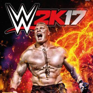 Videojuego WWE 2k17 para Xbox 360