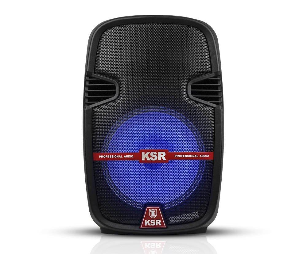 4d14e424f78 Bocina Kaiser 12   recargable USB SD FM BT c luz led