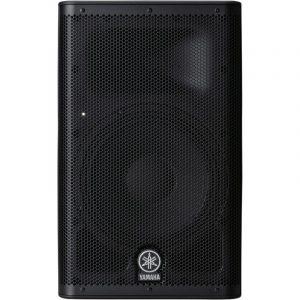 Bocina amplificada YAMAHA DXR8 color negro