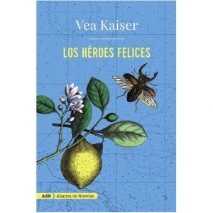 Libro: Los Héroes Felices (ADN)