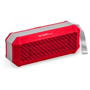 Bocina Bluetooth Argom ARG-SP-3008WT  Color Rojo