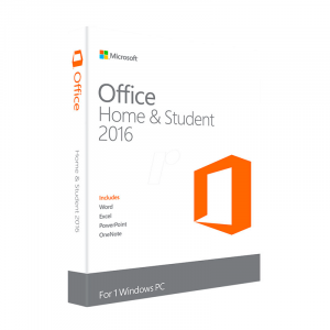 Licencia de Office 2016 home & student ESD