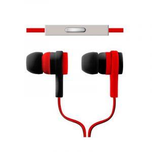 Audífonos Argom 595 ARG-HS-0595R Color Rojo
