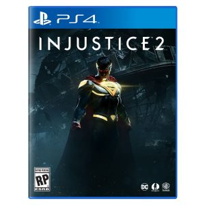 Videojuego Injustice 2 PS4