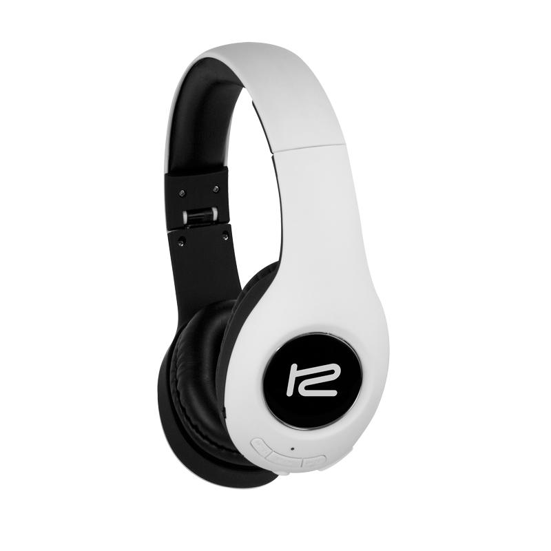 Audífonos Klip Xtreme Stereo Bluetooth Headset KHS-630WH