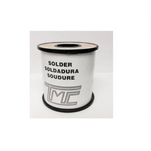 Estaño TMC 60/40 0.8mm/1/4lb 26.3mts.