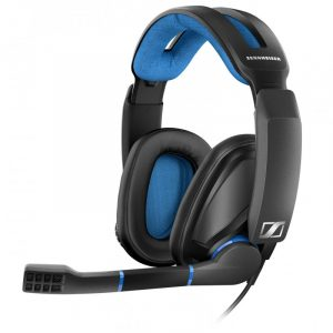 Audífonos Sennheiser Gaming para pc, Mac, Ps4 y multi-plataform GSP300 nuevo