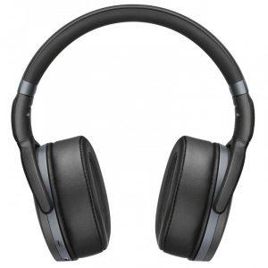 Audífonos Sennheiser over ear negros inalámbricos plegables HD4.40BT