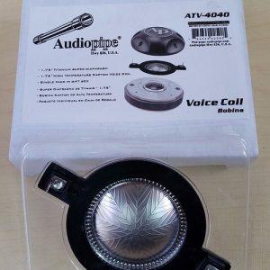Repuesto Audiopipe p/ driver APH-4040