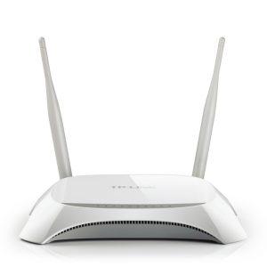 Router Tp-Link  TL-MR3420 inalámbrico N 3g/4g