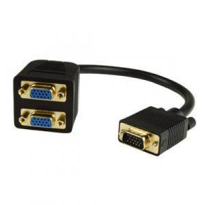 Cable VGA N.A. macho a hembra