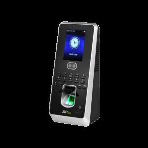 Terminal Multibiométrica de alta capacidad para control de acceso, gestión de tiempo y asistencia ZK Teco Security