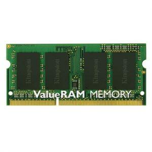 Memoria RAM DDR3L Marca Kingston de 4GB para Notebook de 1600Mhz