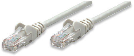 Cable de red Intracom 345590 gris