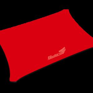 Alfombrilla para mouse MSI Sistorm negro, rojo