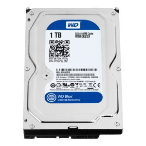 "Disco Duro Interno para Desktop Western Digital Blue 1TB 3.5"" SATA"