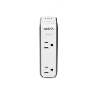 Cargador de bateria Belkin 2 tomacorrientes 3000mah