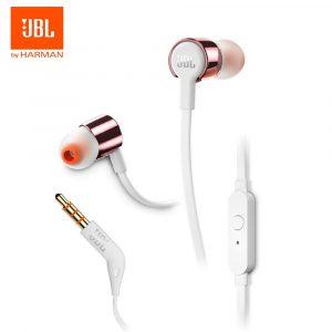 Audifonos JBL T210 In-Ear Color Rosado Oro
