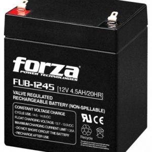Bateria Forza Para Ups FUB-1245 12V 4.5 Ah
