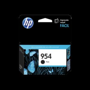Cartucho HP 954 color negro para OJP8720 L0S59AL