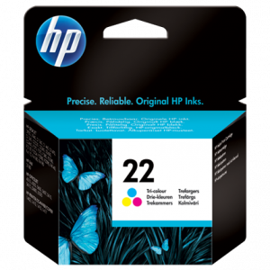 Cartucho Hp Color 22