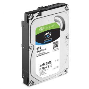 Disco duro interno Seagate Skyhawk 2tb sata 6gbps