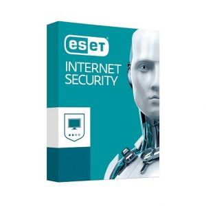 Licencia ESET NOD32 Internet Security Hogar y Pyme 3 PC por 1 Año