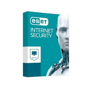 Licencia ESET NOD32 Internet Security V9 Para 1 PC por 1 Año