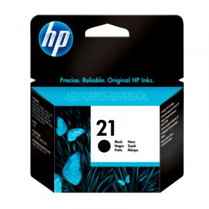 Cartucho HP 21 negro
