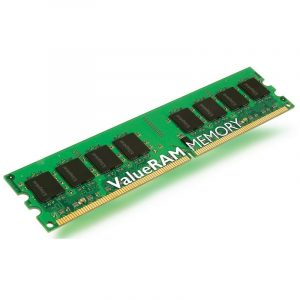 Memoria RAM DDR3 Marca Kingston 4GB para Desktop 1333Mhz - ValueRAM