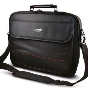 Maletín para laptop Klip Xtreme KNC-050 Essential 15.4 Color Negro